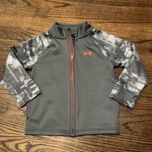 VGUC Under Armour Jacket Size 3T